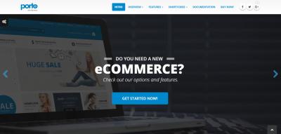 Porto - Responsive WordPress + WooCommerce Theme