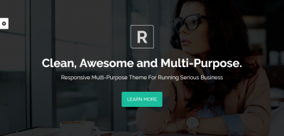 RINJANI - Multi-Purpose One Page Theme