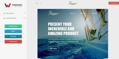 Skipper Email-Template + Online EmailBuilder 2.1