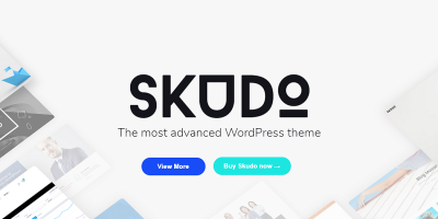Skudo - Responsive Multipurpose WordPress Theme