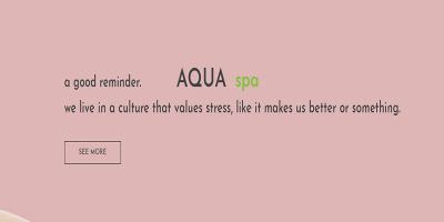 Spa and Beauty Joomla VirtueMart Template