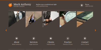 Themis - Law Lawyer Business Template