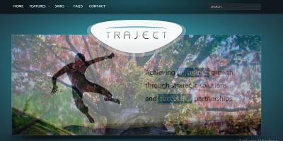 Traject - HTML Portfolio and Business Site