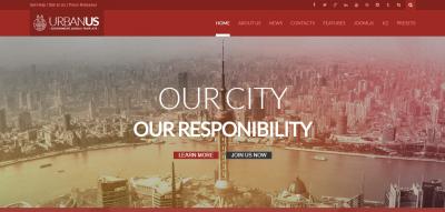 Urbanus - Responsive Government Joomla Template