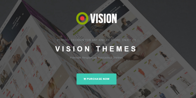 Vision - Vest & Dress Fashion Responsive Prestashop Theme