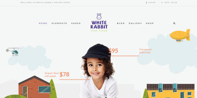 White Rabbit - Kids Toys & Clothing Store