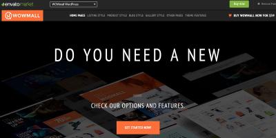 WOWmall: Fastest Responsive WooCommerce WordPress Theme